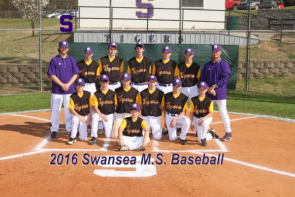 2016 MS Baseball