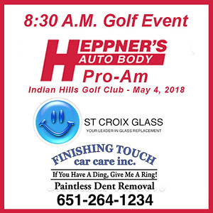 Heppner's Pro-Am 8:30 Golf Event, May 4, 2018