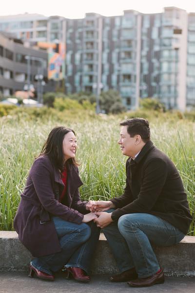 Sam & Jac - Engagement Session