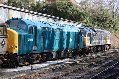 Bodmin & Wenford Railway, 30th March 2013