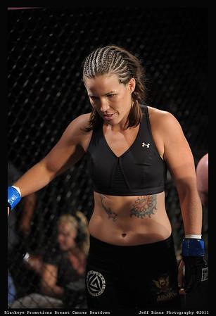Leslie Smith VS Ediane Gomes