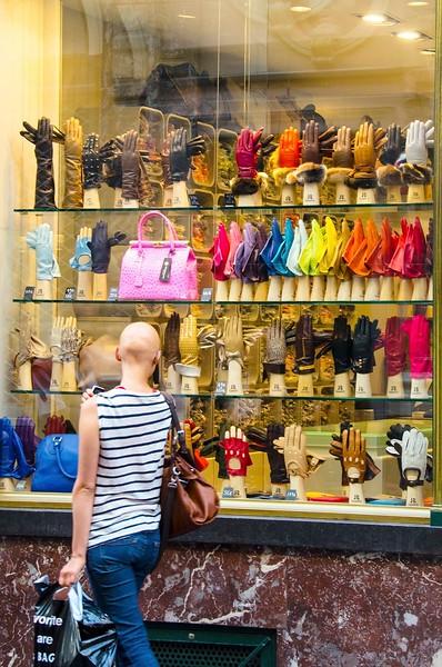 Window shopper