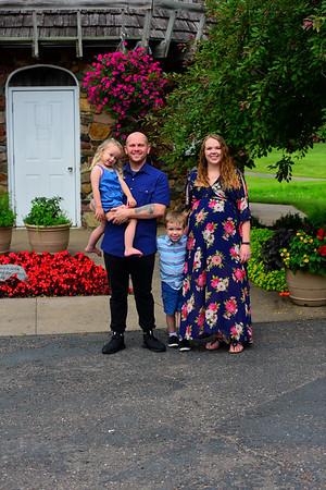 Benton Family 2018