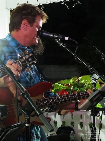 Gazebo, Gary Baker Band 2, July 11, 2014