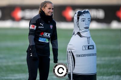2021-02-04 FC Rosengård träning
