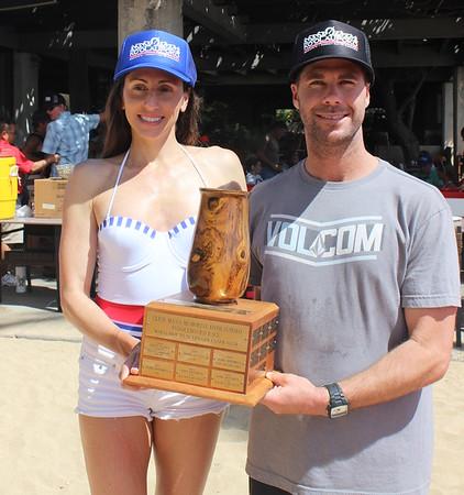 18th Annual Cline Mann Ko'olaupoko Paddleboard Race 7-15-2017