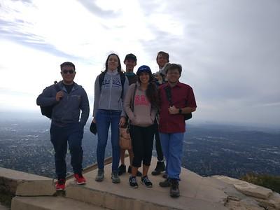 2019.12.29 Echo Mountain Hike