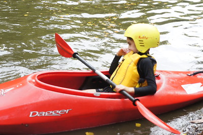 Kayaking @ Pinewood