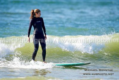 Surfing, The End, Debra 10.20.13