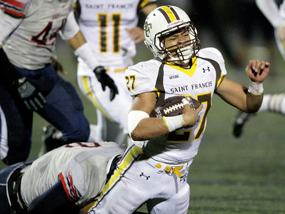 St. Francis loses to Citrus Hill in Division II-A state title game