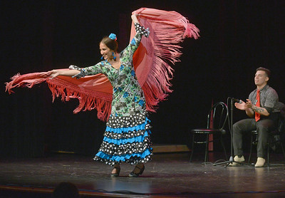 Flamenco at Lyons Township