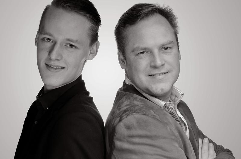 John og Chris