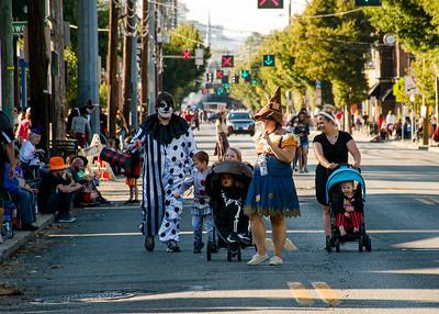 2019 Halloween Parade  Louisville,KY.