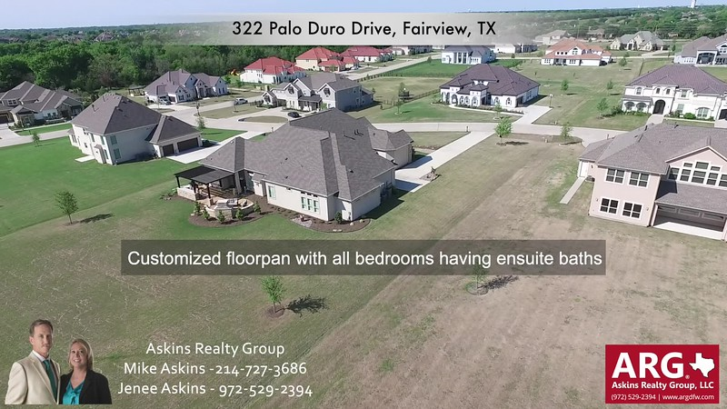 322 Palo Duro Drive, Fairview, Texas