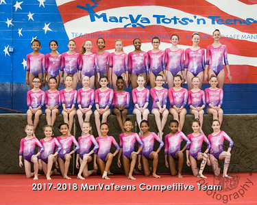 MarVaTeen Team Pictures