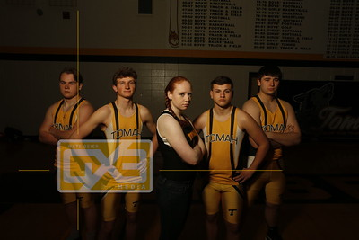 Tomah track and field seniors TF18