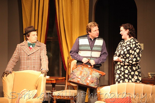 Ajax Community Theatre-The Mousetrap