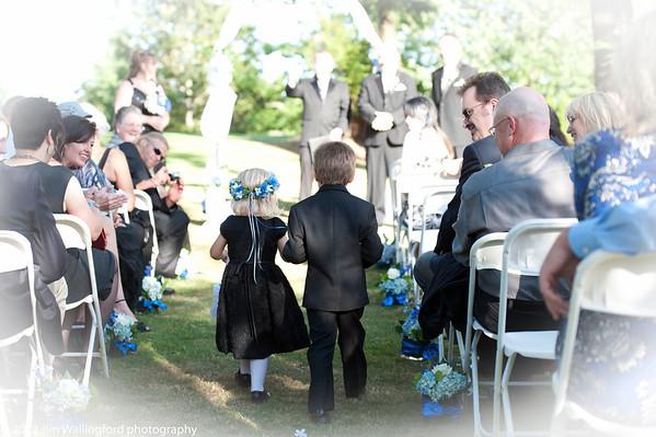 Marshall & Wold Wedding