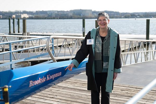 """Dedication of the """"Brooksie Koopman""""  3.27.10"""
