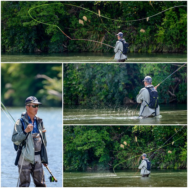 Image courtesy of Seumas Petrie Shamus Fishing/Travel Adventures TURANGI