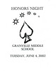 2002-06-04 GHS Honors Night