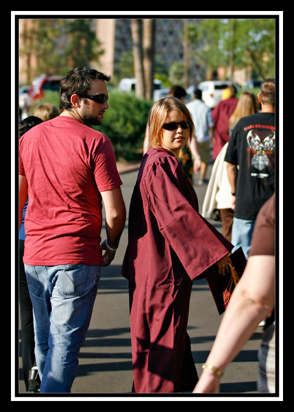 Amanda Graduation 2010