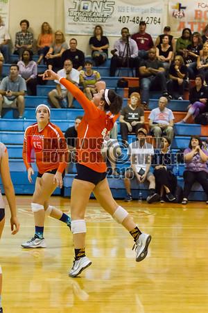 Varisty Volleyball #13 - 2016