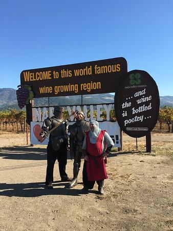 Knights Ep. 1 - Visit Napa Valley
