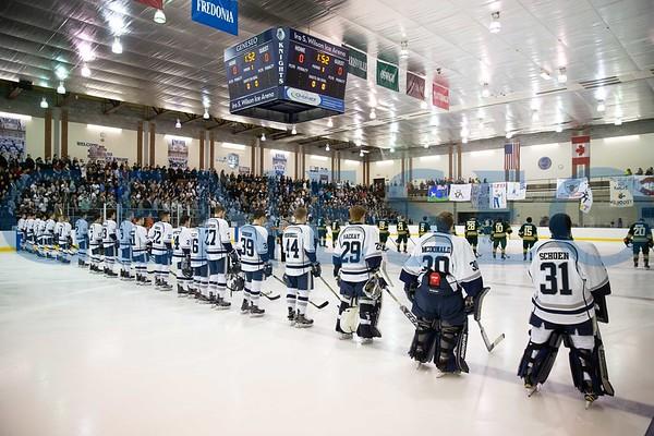 Ice Hockey vs. Oswego (SUNYAC Championship)