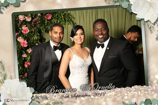 Brandon & Ornella Photobooth