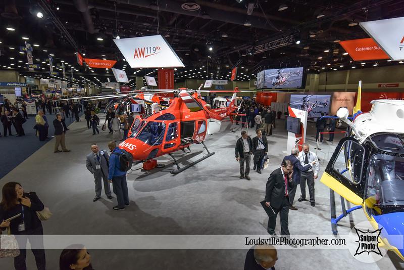 Louisville Trade Show Photographer - HAI Heli Expo - Finmeccanica-13.jpg