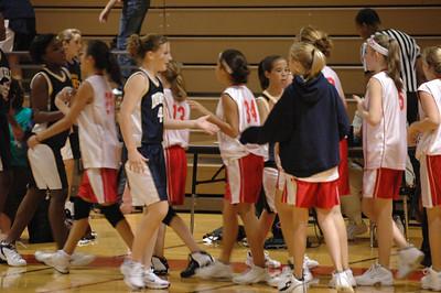 BasketBall Game vs Curtis