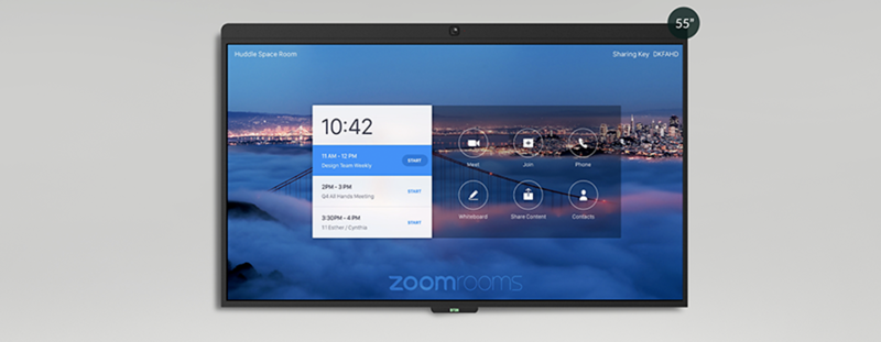 Outfit Your Meeting Rooms | Touch Screens