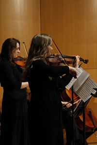 MBU Strings Side-by-Side Recital