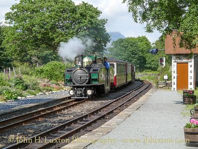 Ffestiniog Railway 2008 - 2009