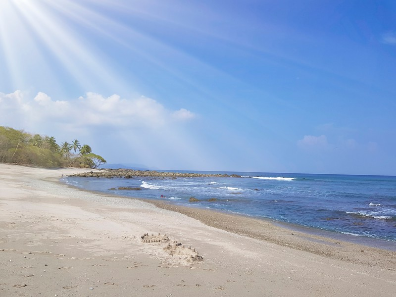 Beaches, Ocean and Rocks in Costa Rica
