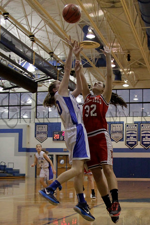 01.16.15 Garden Spot vs. Hempfield MS Girls Basketball