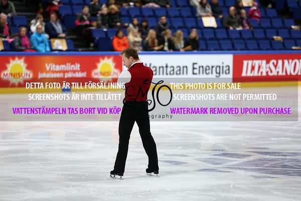Alexander Majorov SP Finlandia Trophy 2016