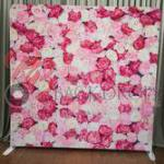 Backdrop 3 - Pink Flower