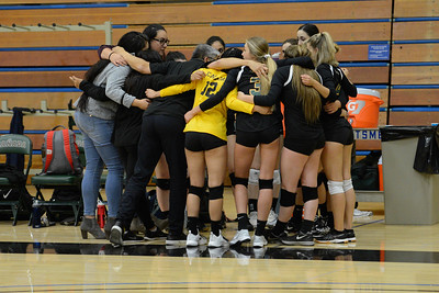 Canada vs Foothill Volleyball - Game 1