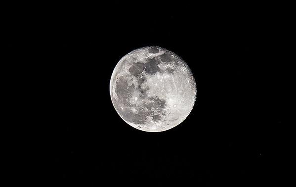 March Super Moon