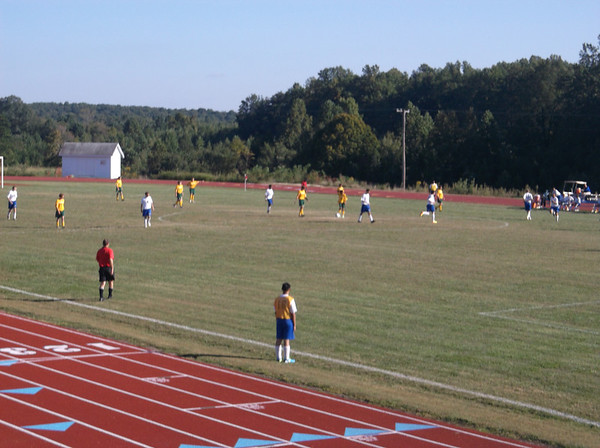 JV Soccer vs. Collegiate