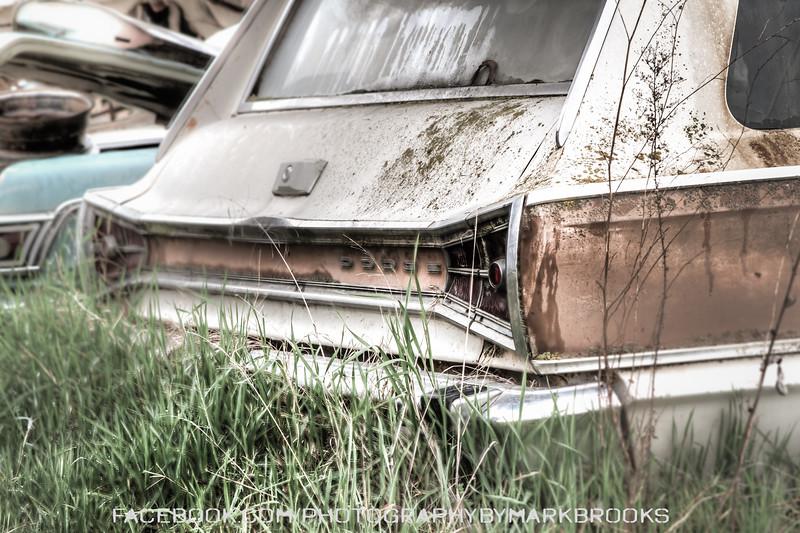 Wrecking Yard Decay