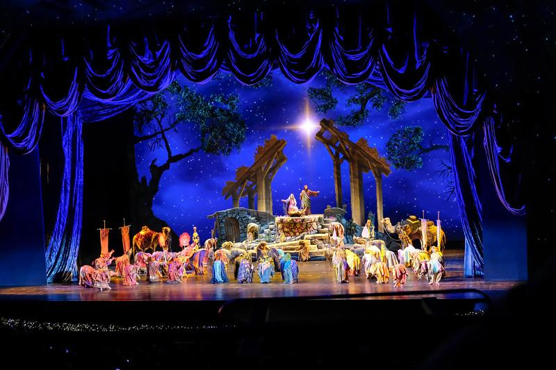 Rockettes at Radio City Music Hall