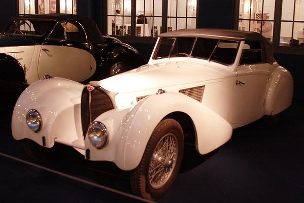 Musée Autobomile Mulhouse