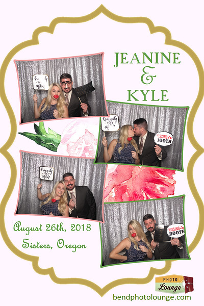 Kyle and Jeanine