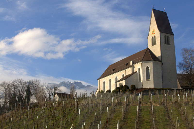 Liechtenstein church in sunlight.jpg