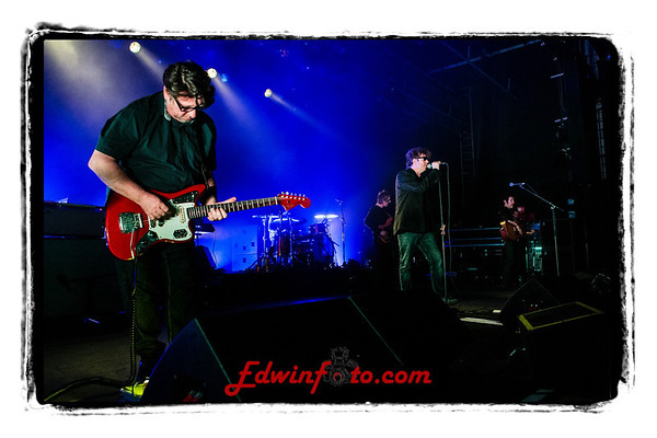 Echo & The Bunnymen @ Trix Antwerp
