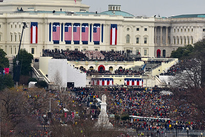 Inauguration Day / Canadian Embassy