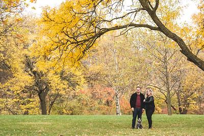 Jessica and Chris - Engagement Photos